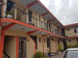 Hotel near Adama