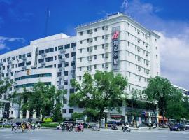 Фотография гостиницы: Jingjiang Inn Taiyuan Fuxi Street Wanda Plaza
