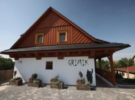 Фотография гостиницы: Poloroubenka Grimik