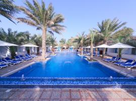 A picture of the hotel: Fujairah Hotel & Resort