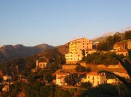 Hotel near Korsyka