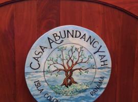 Hotel photo: Casa Abundancyah B&B