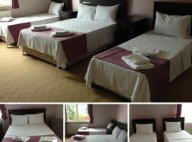 Hotel Photo: Arhavispor Otel Ve Restaurant