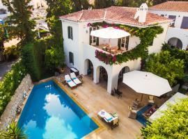 Hotel photo: Villa Utopia with Private Pool in Spetses