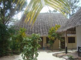 Hotel photo: Green Bungalow & Restaurant Nungwi