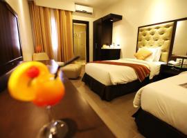 Hotel near Philippinen