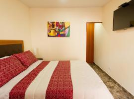 Hotel photo: Hostal Candelaria Real