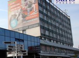 Hotel near Prešov