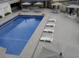 A picture of the hotel: De Edge Hotel Port Harcourt