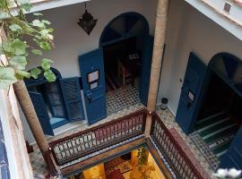 Хотел снимка: Riad Le Cheval Blanc