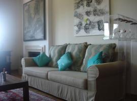 Hotel photo: Luxury apartment in Litochoro