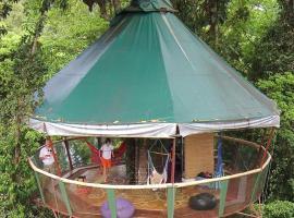 Hotel photo: Nature Observatorio Treehouse Tours Manzanillo