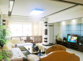 Hotel photo: Lanzhou City Xinjia Apartment