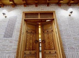 Hotel near Bukhara