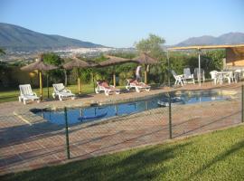 A picture of the hotel: Finca rural La Deseada