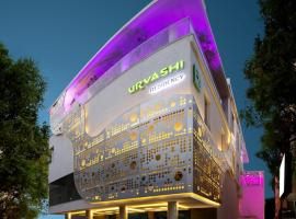 A picture of the hotel: Urvashi Residency