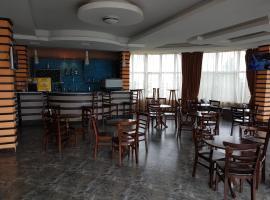 Hotel near Debre Byrhan
