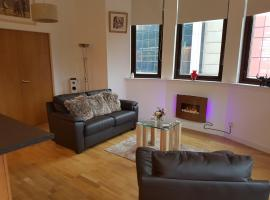 Fotos de Hotel: stunning 1 bed apt - glasgow city centre