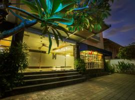 Hotel Foto: Airport Kuta Hotel and Residences