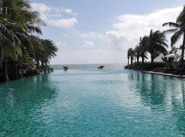 Hotel photo: Lingshui Xiang Shui Bay Seaview Vacation Resort Selection Tour Rental