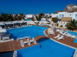 Hotel photo: Chora Resort Hotel & Spa