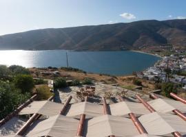 Hotel photo: Villa Althea in Andros