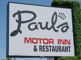 Hotel photo: Paul's Motor Inn