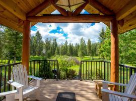 Hotel Foto: Black Bear Lodge