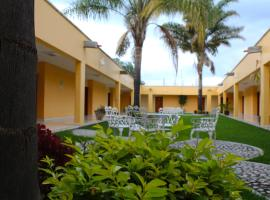 A picture of the hotel: Hotel Real de Cortes