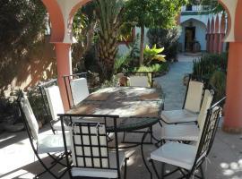 Hotel photo: Le Palais Des Berberes