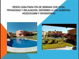 מלון צילום: Casa Cuernavaca