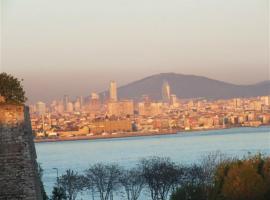 Hotel near Istanboel