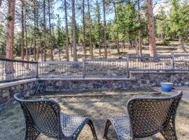 Hotel photo: Historic Wilderness Retreat