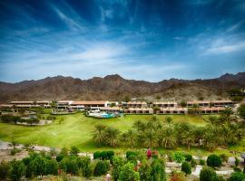 Hotel photo: JA Hatta Fort Hotel