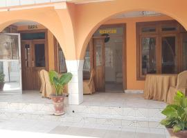 Hotel near Katumba