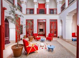 Hotel photo: Hotel & Spa Dar Baraka & Karam