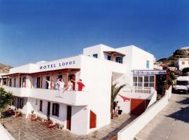 Hotel photo: Hotel Lofos - The Hill