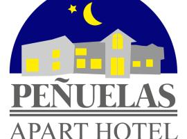 A picture of the hotel: Apart Hotel Penuelas