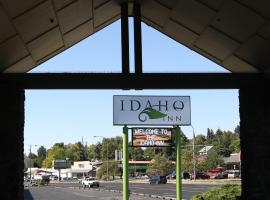 A picture of the hotel: Idaho Inn