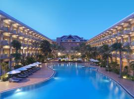Hotel near Kambodža
