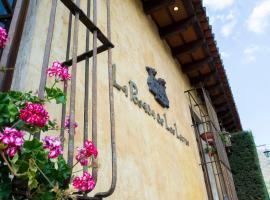 Hotel photo: Hotel Posada de los Leones