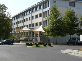 Hotel near Kyrdżali