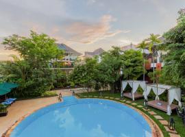 Hotel photo: Les Bambous Luxury Hotel