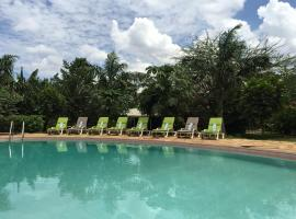 Hotel photo: Arusha Planet Lodge