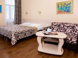Hotel near Krievija