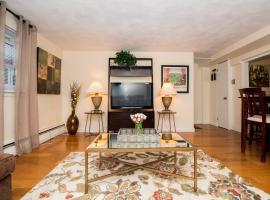 Photo de l'hôtel: Great 1 Bedroom apartment, Longwood, MBTA, Boston, Fenway, Jamaica Pond