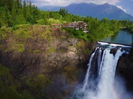 Hotel Photo: Salish Lodge & Spa
