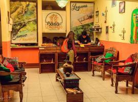 ホテル写真: Hostal Casatenango