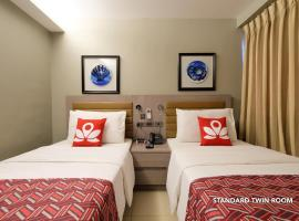 Hotel photo: ZEN Rooms San Antonio Makati