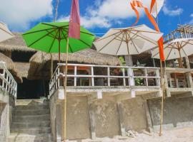 Fotos de Hotel: Jimmy Brothers Beach Front Balangan